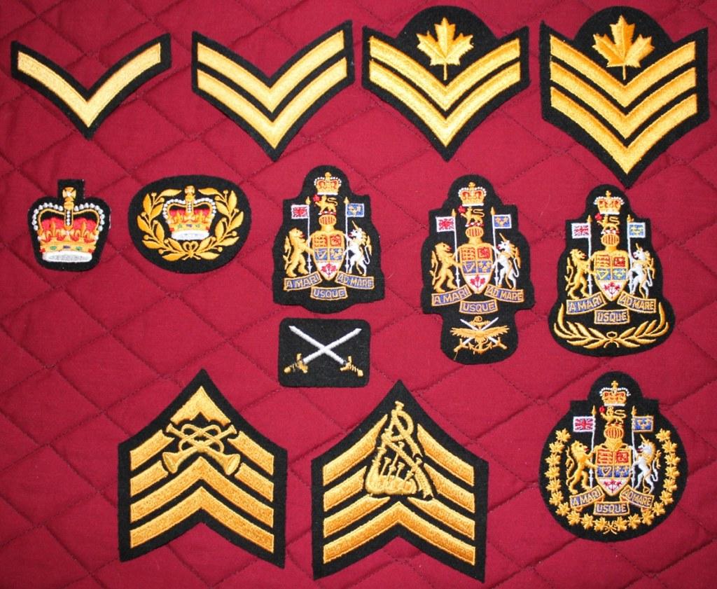 Nco Ranks Navy Canadian Navy Nco Rank