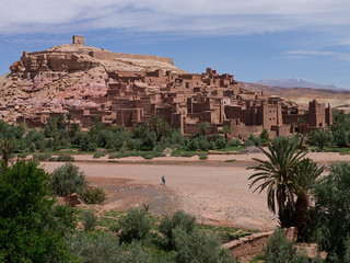 Ben Haddou, Morocco with Panasonic GX1 and Leica 25mm lens | by Cameralabs