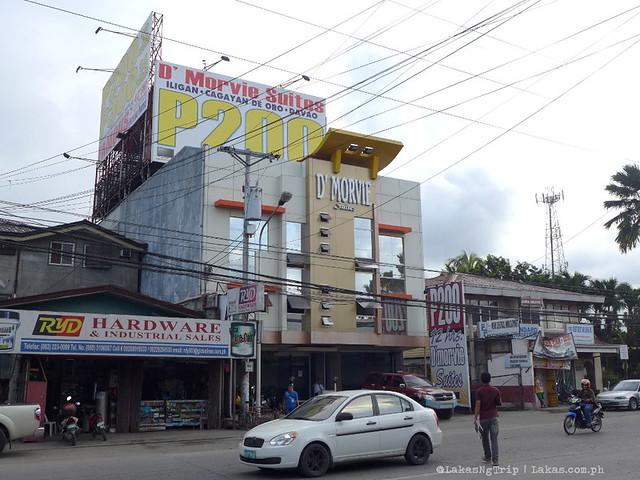 D'Morvie Suites in Iligan City, Philippines