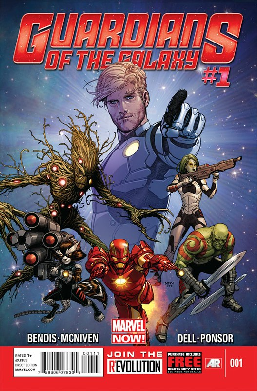 Marvel NOW! Guardians of the Galaxy 1
