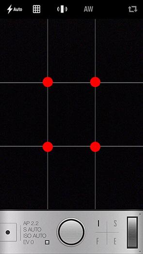 iPhone App Camera
