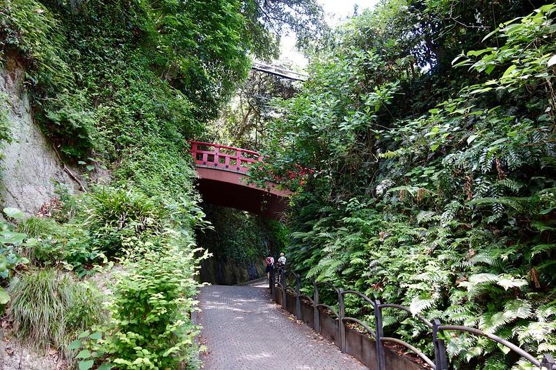 江島神社の裏ルート