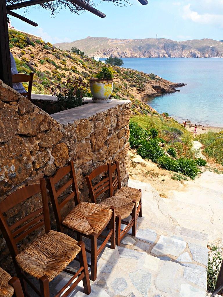 Agios Sostis beach Mykonos 7