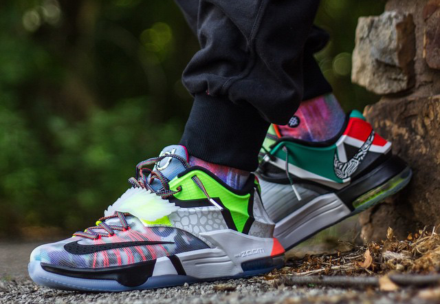 On Feet Look at the Nike KD 7 'What The' 1