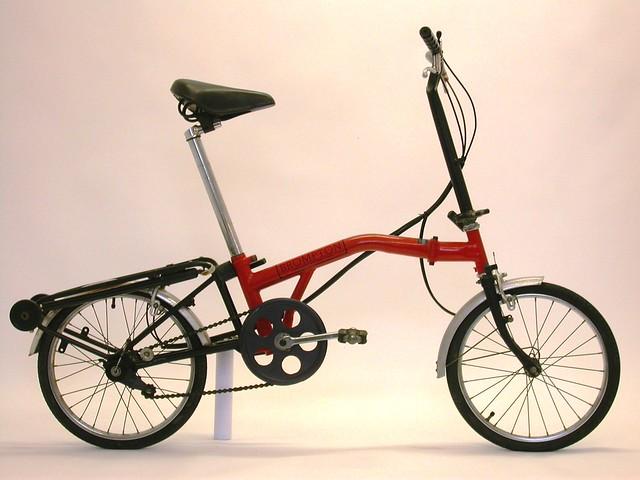 Brompton Museum (prototypes, pré-série, Mark I, Mark II...) 30297595303_6614c3cbc8_z