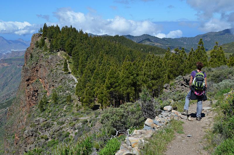 Hiking, Gran Canaria