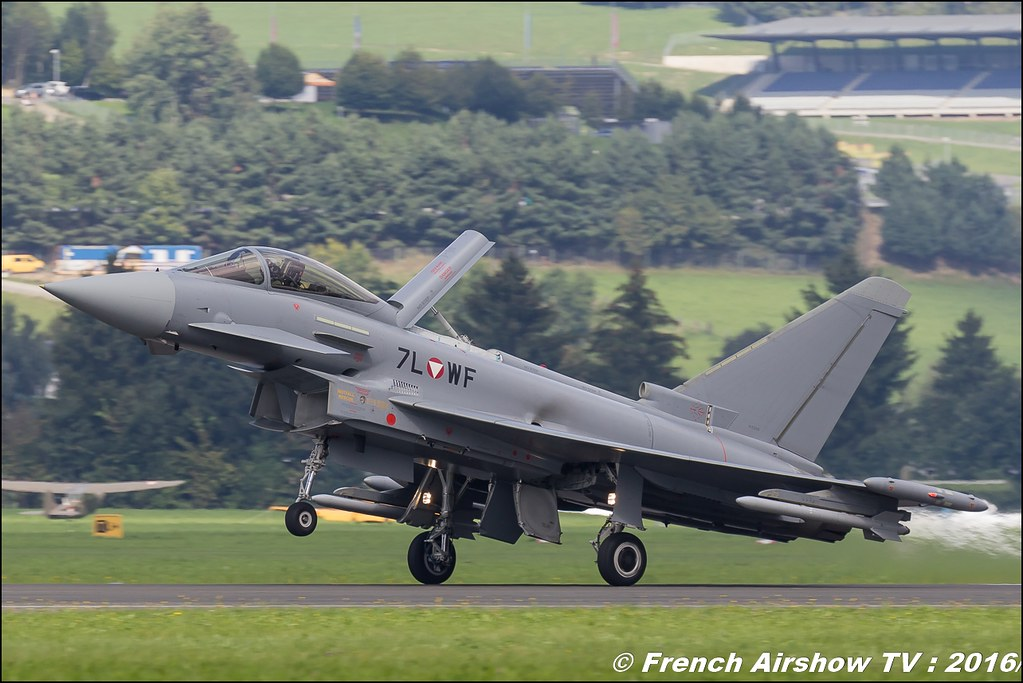 bundesheer , Eurofighter , scramble , interception , typhoon , austria , airpower zeltweg 2016 , AIRPOWER16 - Österreichs Airshow , Steiermark , Austria, Canon Reflex , EOS System