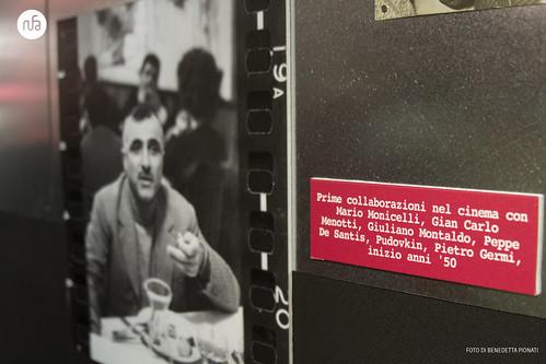 La mostra dedicata a Gillo Pontecorvo