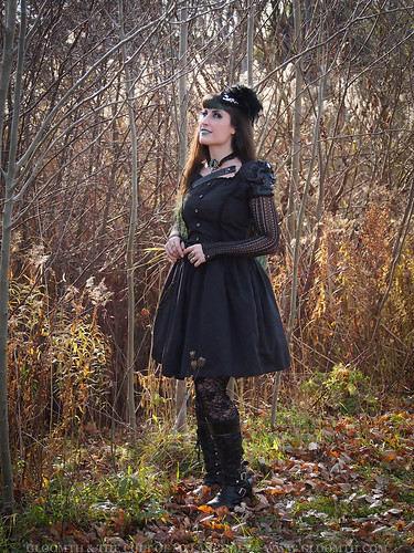 gothic fashion made in canada gloomth