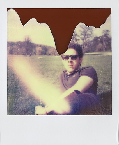 David - PX70 Old gen film | by josh_martin