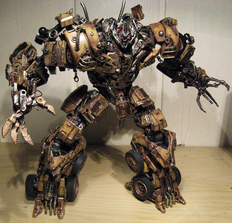 Transformers Dotm Megatron Dotm Megatron 14 | by