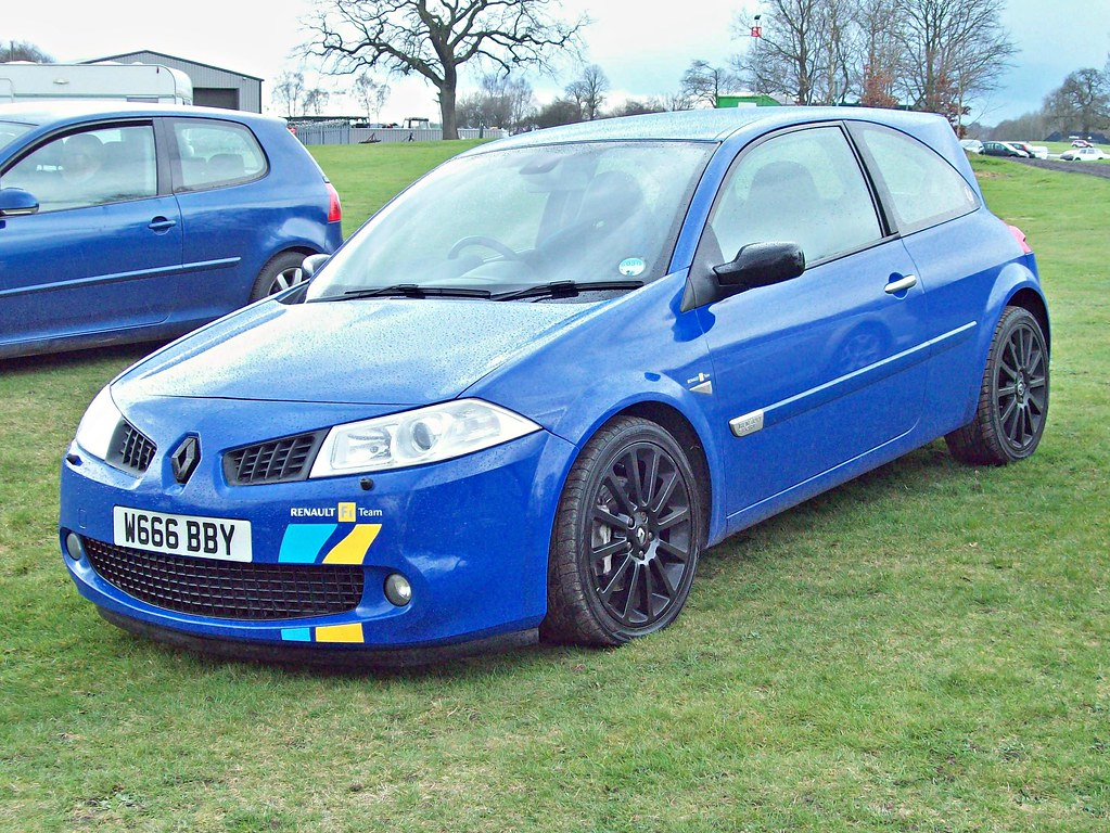 202 renault megane sport 230 f1 team r26 2006 renault me flickr. Black Bedroom Furniture Sets. Home Design Ideas