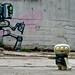 Uglyworld #1960 - Looks, A Giants Roboter! - (Project Cinko Time - Image 166-365)