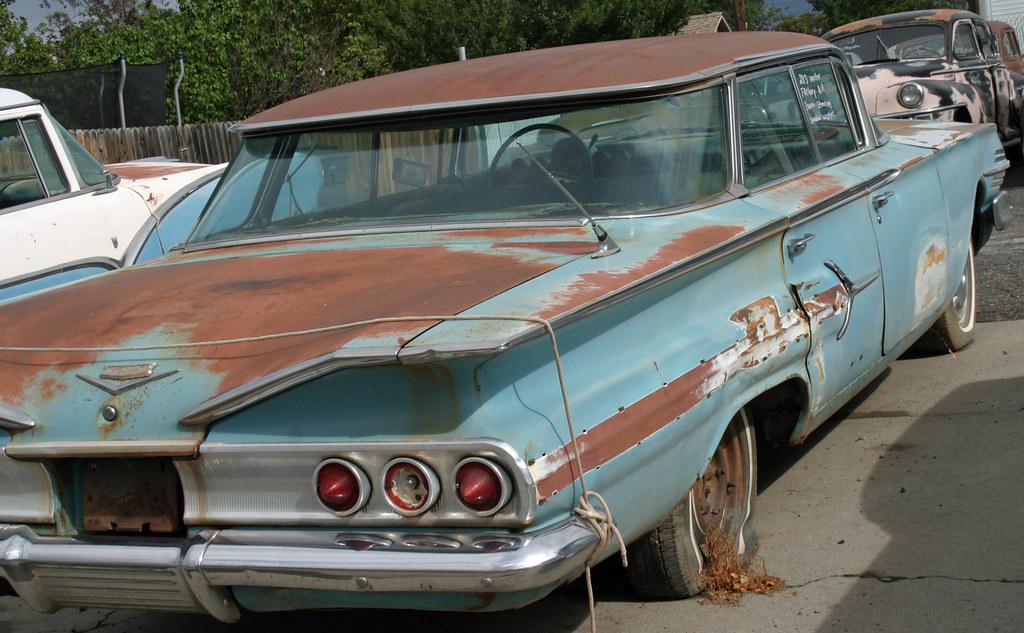 1960 Chevrolet Impala 4 Door Hardtop Coconv Flickr