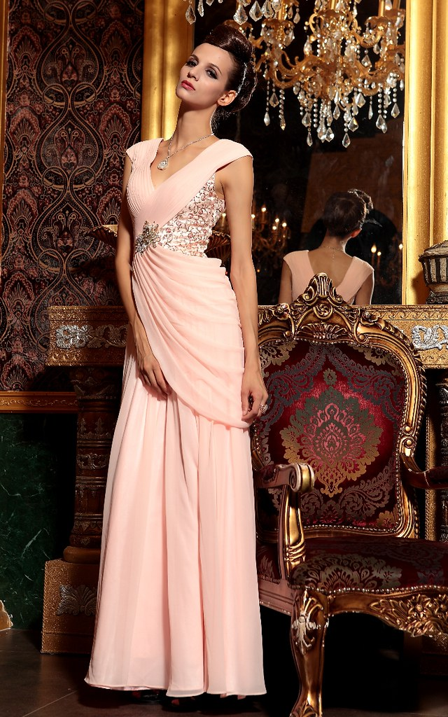 2013 Pink Reception Prom Dresses In Stock Www Thdress