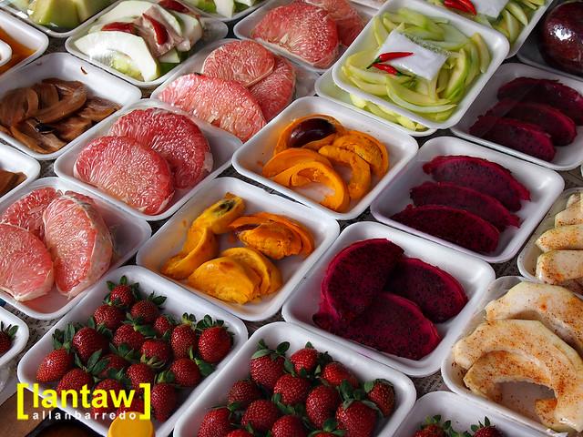 Kundasang Fruit Market