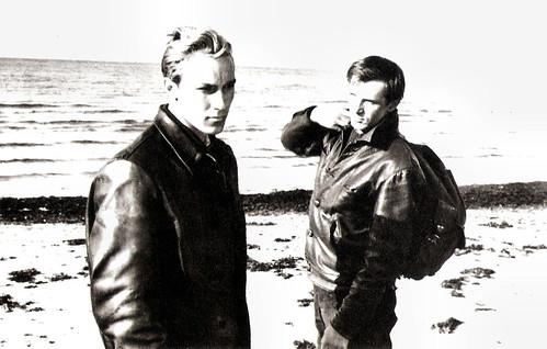 Oleg Jankovskiy and Stanislav Lyubshin in Shchit i Mech (1968)