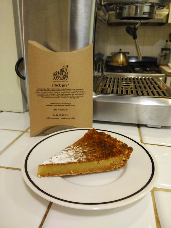 Crack Pie from Milk Bar NYC | packmeto.com