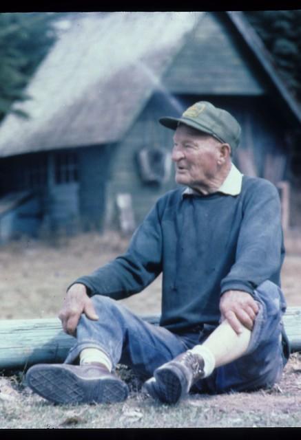Harry Truman - Spirit Lake lodge