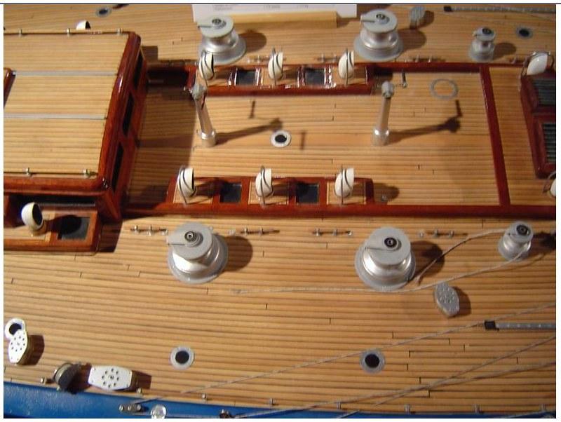 Endeavour sailboat model 17213188675_802a589816_c