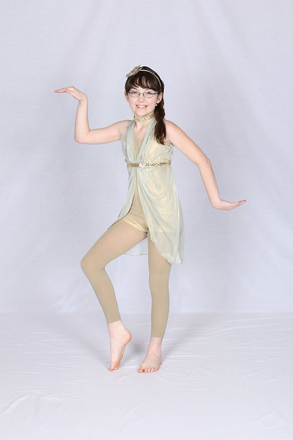 Julia's 2015 Dance Picture