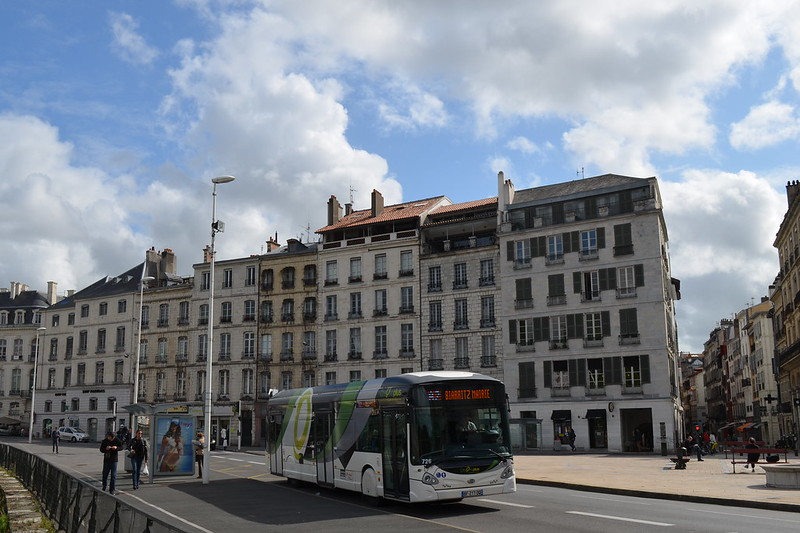 Transport mobilit urbaine afficher le for Forum bayonne