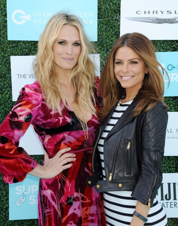 Molly Sims, Maria Menounos