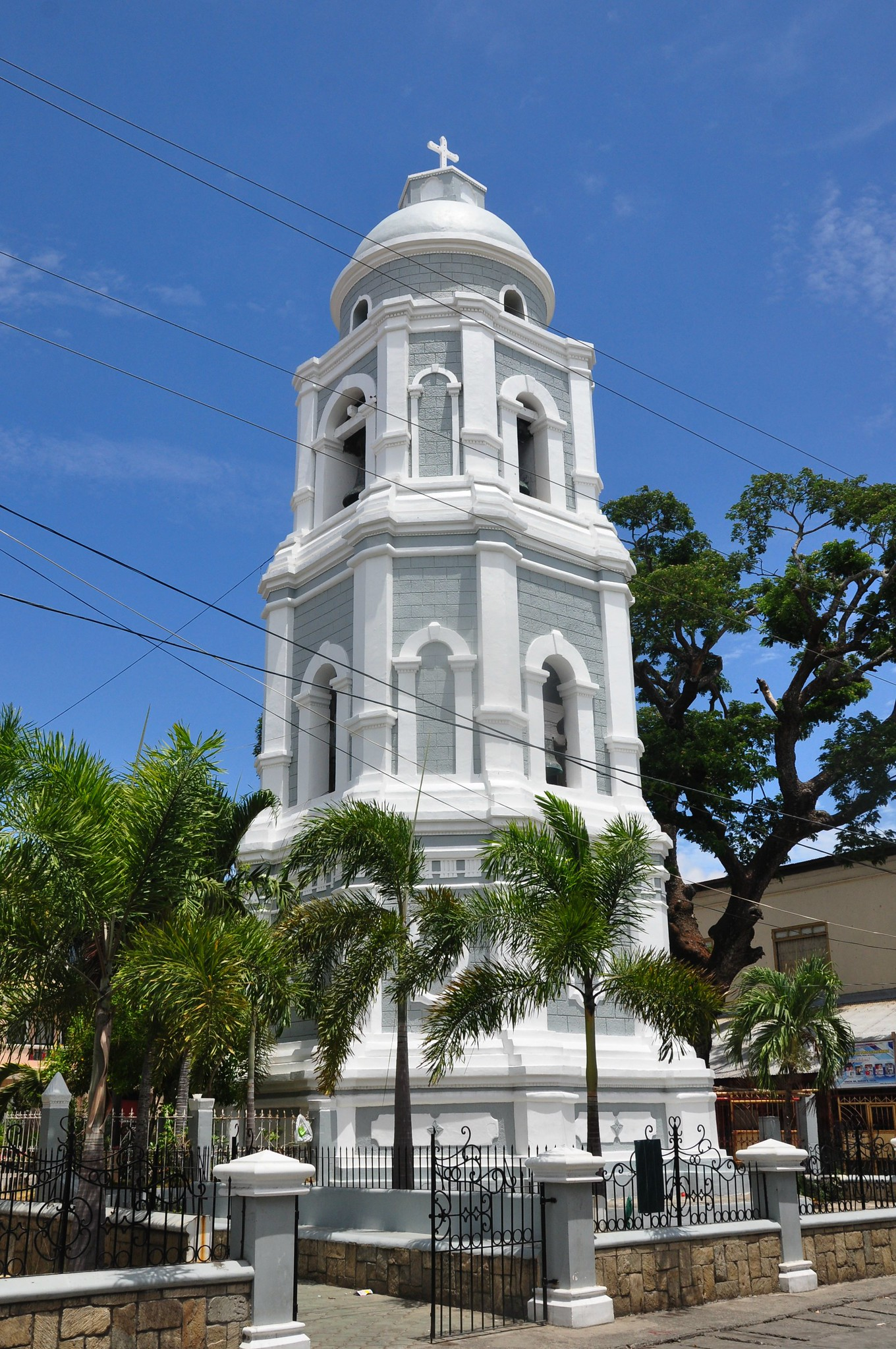 Narvacan Church Bell Tower