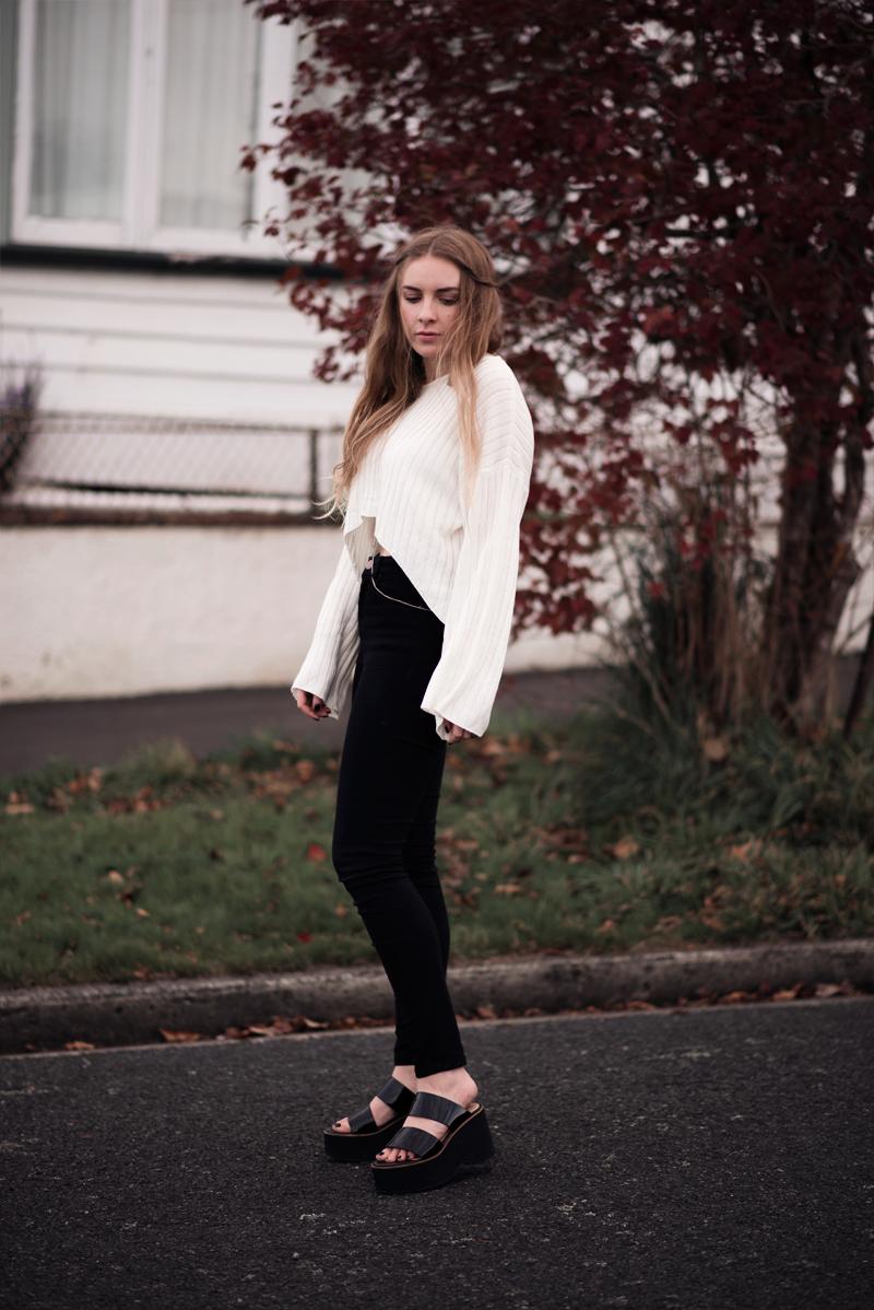 Style Moi Top, ASOS Jeans, Topshop Whiskey Heels | Kendra Alexandra | Stolen Inspiration | New Zealand Fashion Blogger