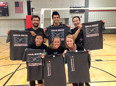 Corec Recreational Volleyball_Kiss My Ace