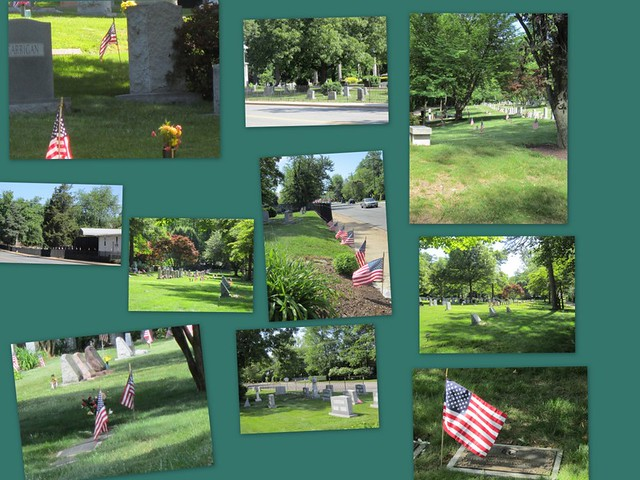 Memorial Day Weekend at Ivy Hill Cemetery