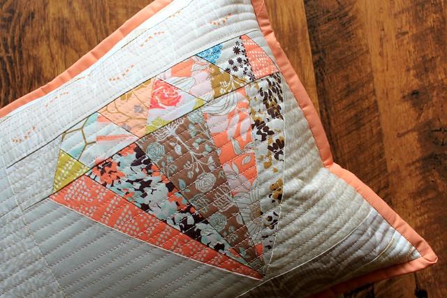 Improv Gemstones Pillow