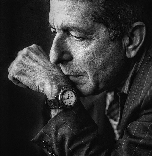 Leonard Cohen. From feelgrafix.com