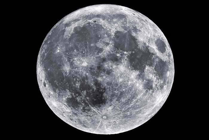 Photo of the Moon. Credit: NASA