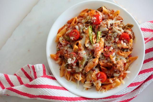 One Pot Pasta Tanvii.com 6