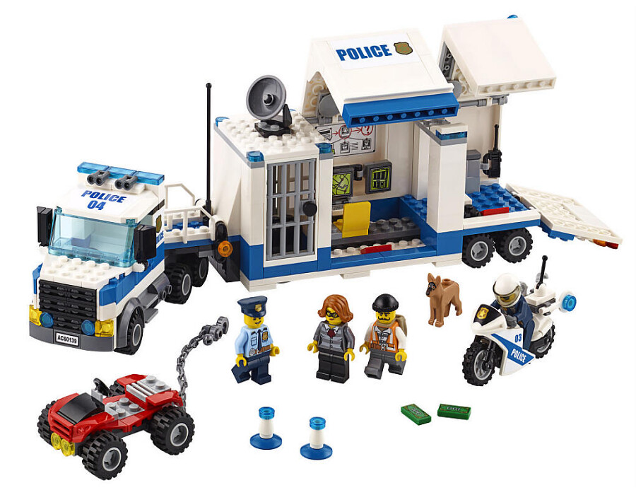 lego city polizeiauto