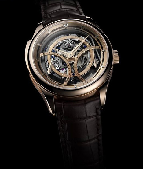 LeCoultre Master Grande Tradition Minute Repeater