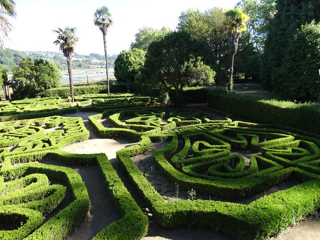 Jardines Pazo de Mariñán