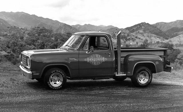 1978 Dodge Li'l Red Express Truck