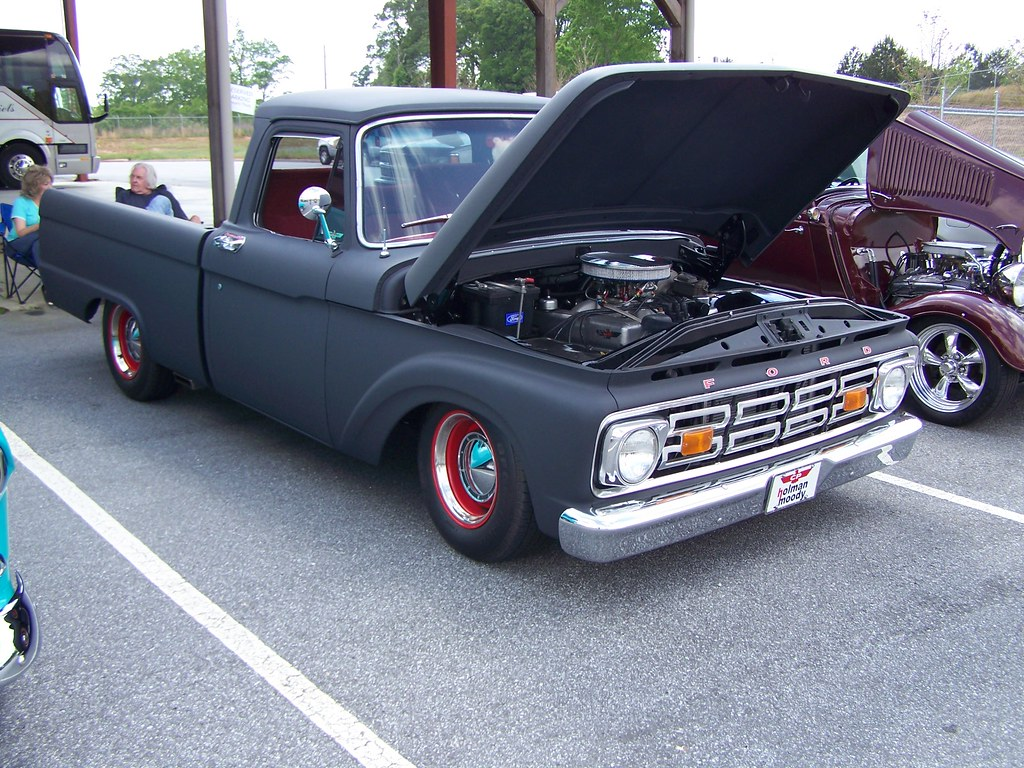 1964 FORD F100 | Pete Stephens | Flickr