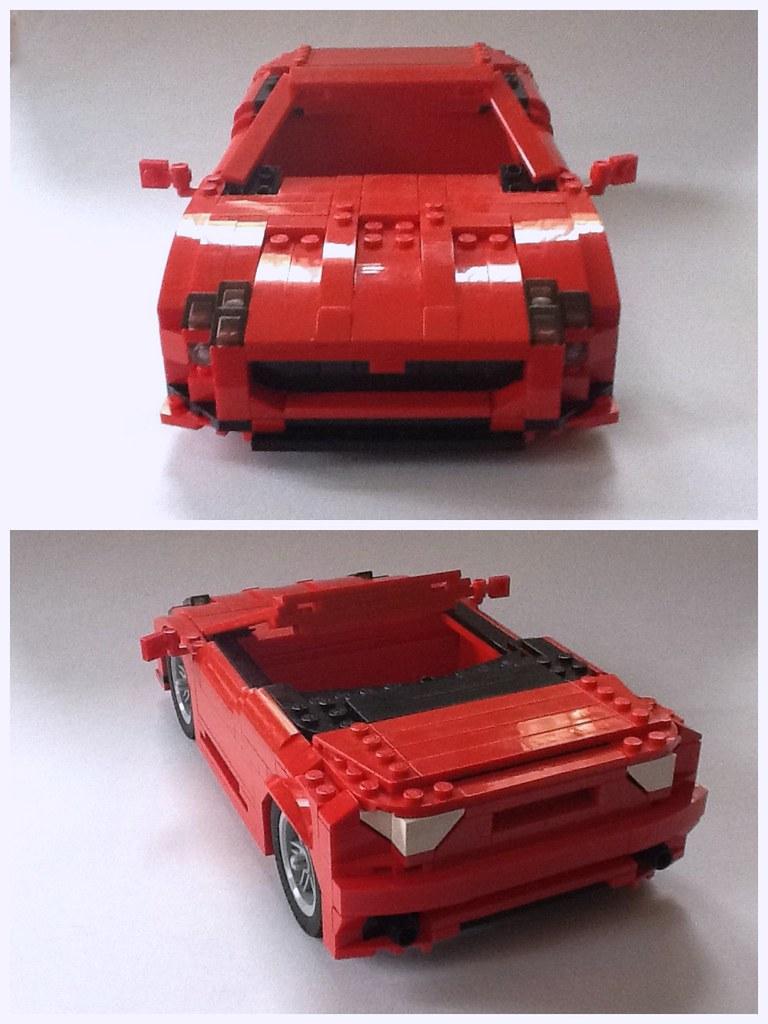 Maserati Gran Turismo S Lego Bro Flickr