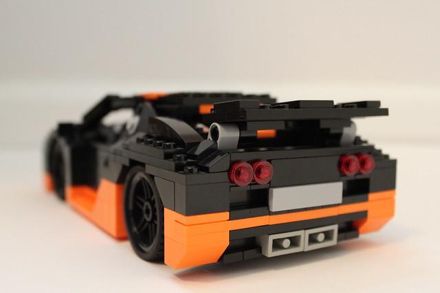 Lego Bugatti Veyron Super Sport Explore Mr Koenigsegg S