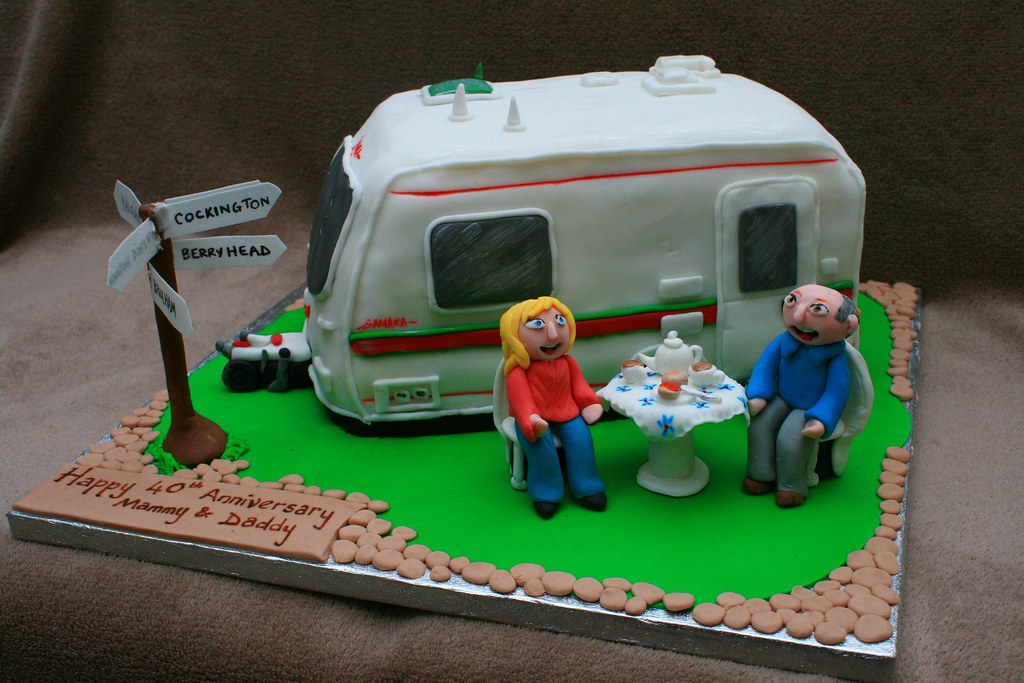 Shaped Birthday Cake