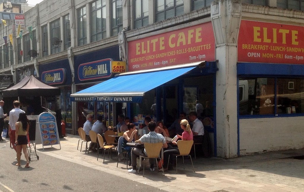 The Elite Cafe San Francisco