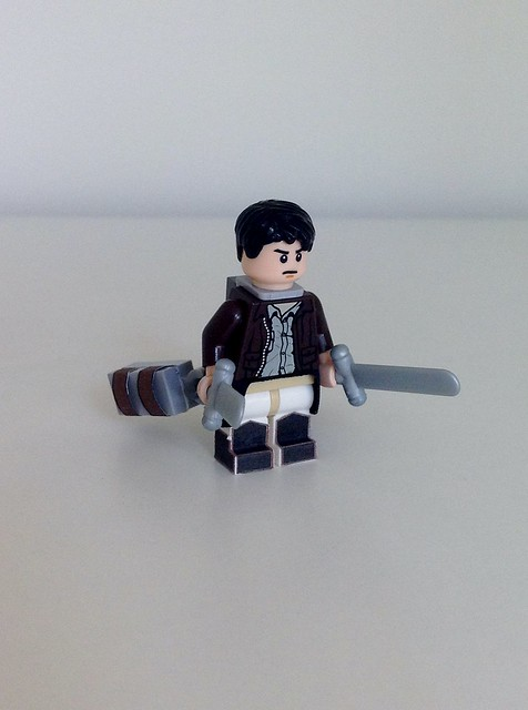 Lego Attack on Titan (3)   Flickr - Photo Sharing!