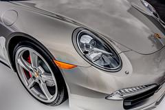 Porsche at Quail Lodge - Carmel Valley, CA