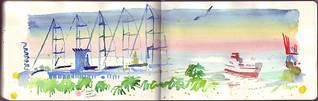 Malaga Bateau Club Med - Emily Nudd-Mitchell