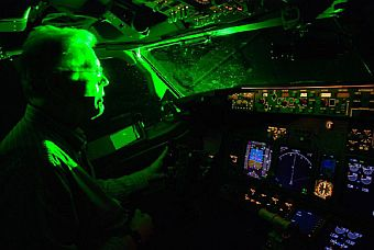 Pilotos impactado por Laser (DGAC)