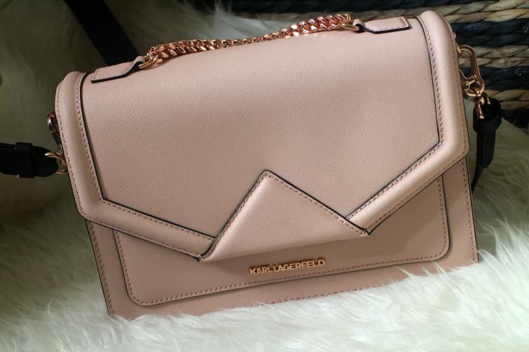 d9b63dce2236 Florence and Mary  Karl Largerfeld K Klassic Shoulder Bag Review