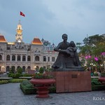 Saigon - Hôtel de Ville / City Hall